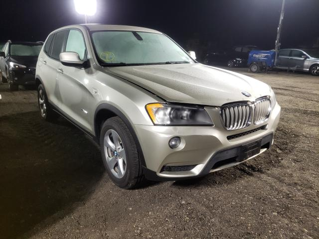 Salvage cars for sale from Copart Marlboro, NY: 2011 BMW X3 XDRIVE2