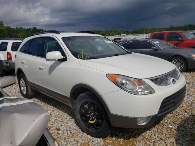 Salvage cars for sale from Copart Memphis, TN: 2011 Hyundai Veracruz G