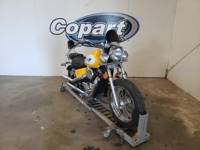 Salvage cars for sale from Copart Portland, OR: 1996 Honda VT1100 C2