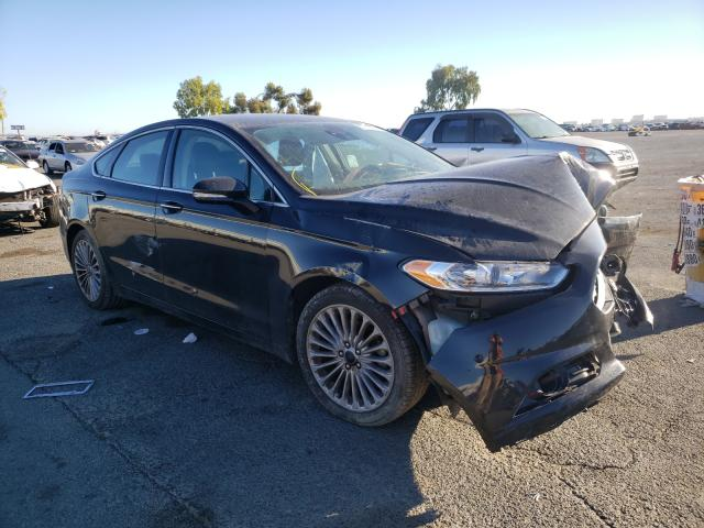 Vehiculos salvage en venta de Copart Martinez, CA: 2013 Ford Fusion Titanium