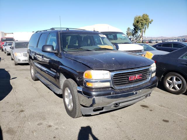 Vehiculos salvage en venta de Copart Martinez, CA: 2005 GMC Yukon XL C