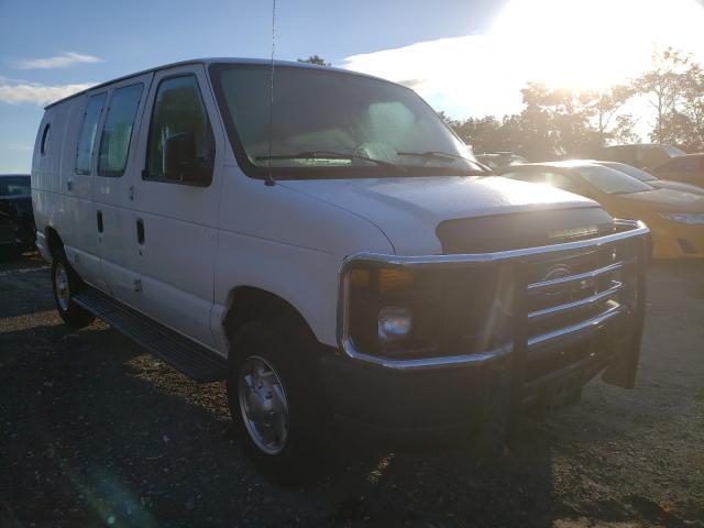 Vehiculos salvage en venta de Copart Marlboro, NY: 2013 Ford Econoline