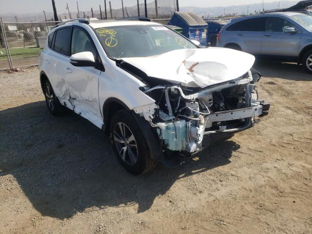 Salvage cars for sale from Copart San Martin, CA: 2018 Toyota Rav4 Adven
