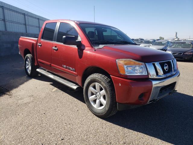 2013 Nissan Titan S en venta en Albuquerque, NM