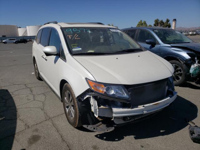 Vehiculos salvage en venta de Copart Martinez, CA: 2015 Honda Odyssey EX