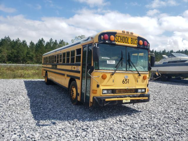 Blue Bird salvage cars for sale: 2004 Blue Bird School Bus