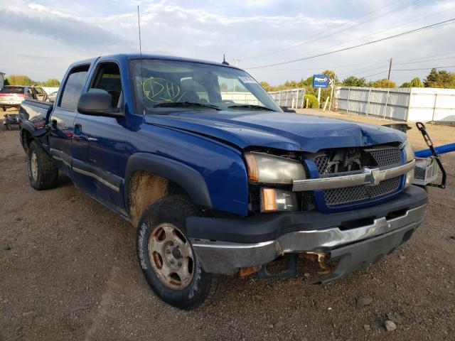 2004 Chevrolet Silverado for sale in Columbia Station, OH