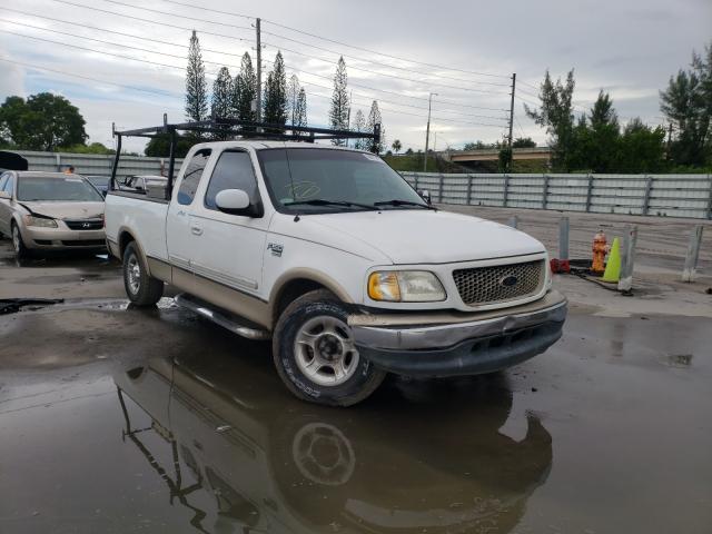 Vehiculos salvage en venta de Copart Miami, FL: 2000 Ford F150