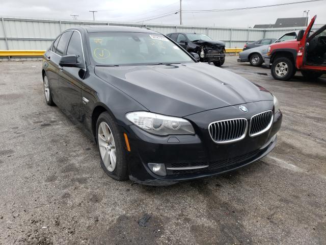 photo BMW 5 SERIES 2012