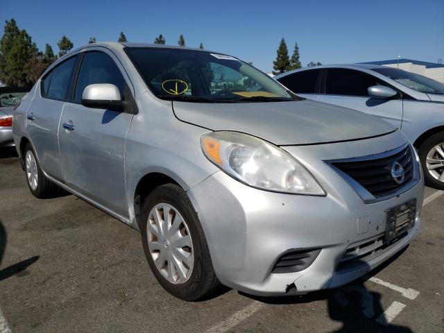 2013 Nissan Versa S for sale in Rancho Cucamonga, CA