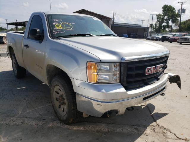 Salvage cars for sale from Copart Corpus Christi, TX: 2011 GMC Sierra C15