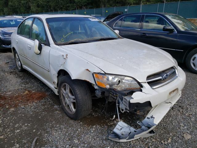 Salvage cars for sale from Copart Graham, WA: 2006 Subaru Legacy 2.5