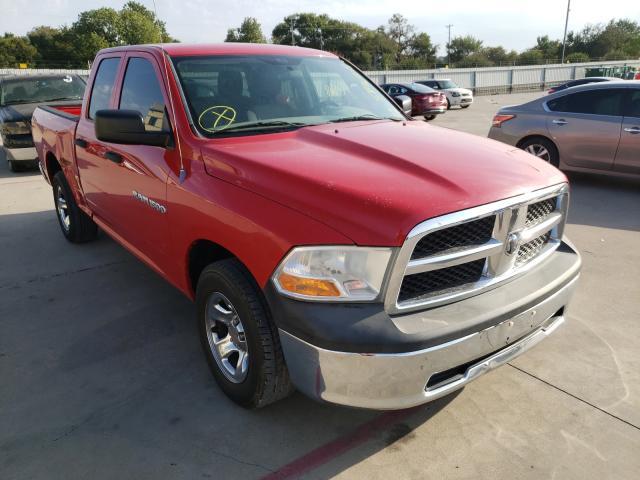 Vehiculos salvage en venta de Copart Wilmer, TX: 2011 Dodge RAM 1500
