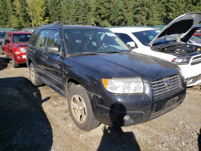 Salvage cars for sale from Copart Graham, WA: 2006 Subaru Forester 2