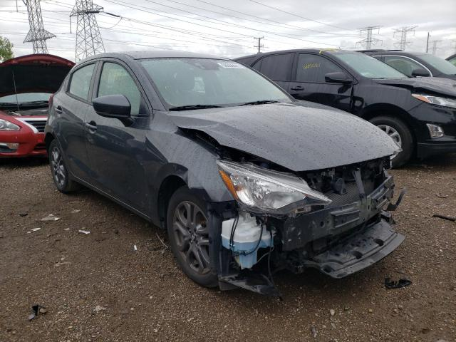 Toyota salvage cars for sale: 2020 Toyota Yaris LE