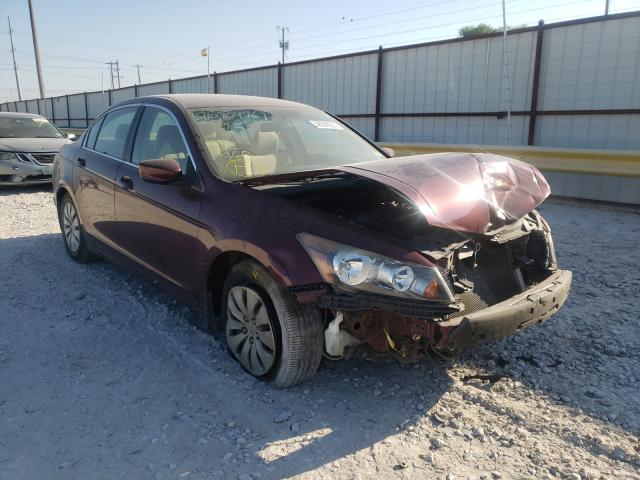 Salvage cars for sale from Copart Haslet, TX: 2012 Honda Accord LX