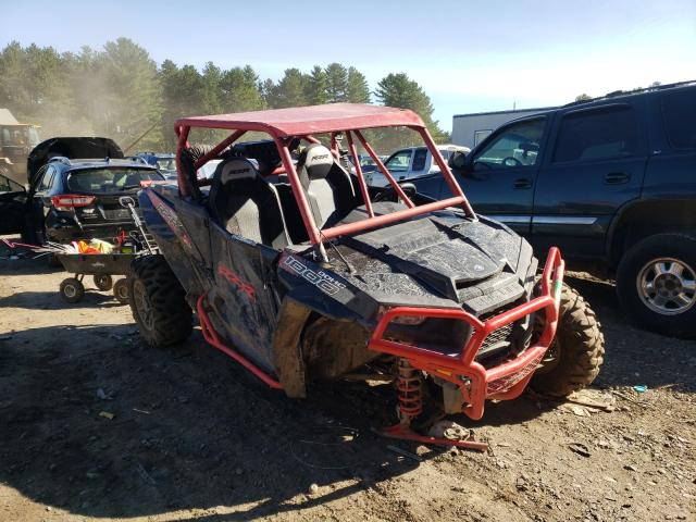 Salvage cars for sale from Copart Lyman, ME: 2018 Polaris RZR XP 100