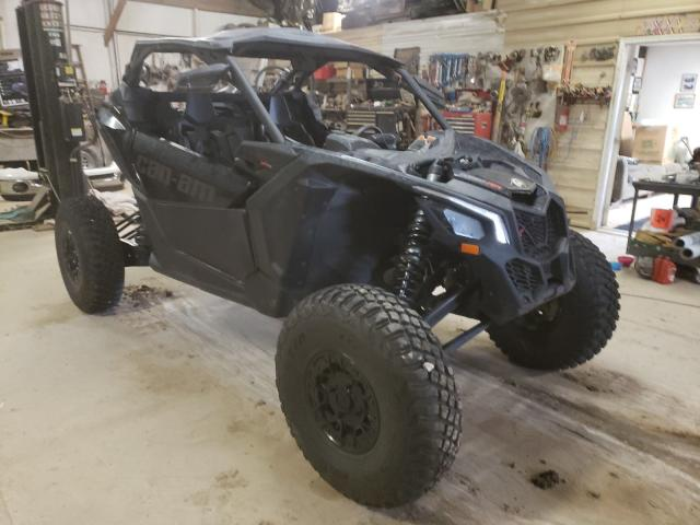 Salvage cars for sale from Copart Billings, MT: 2020 Can-Am Maverick X