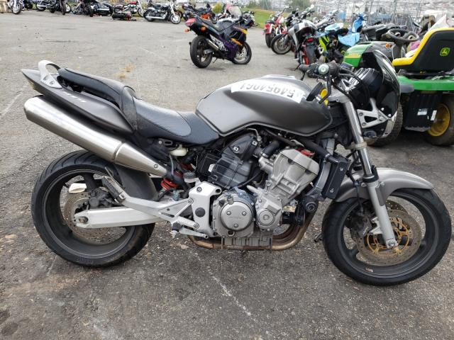 Salvage cars for sale from Copart Pennsburg, PA: 2003 Honda CB900 F