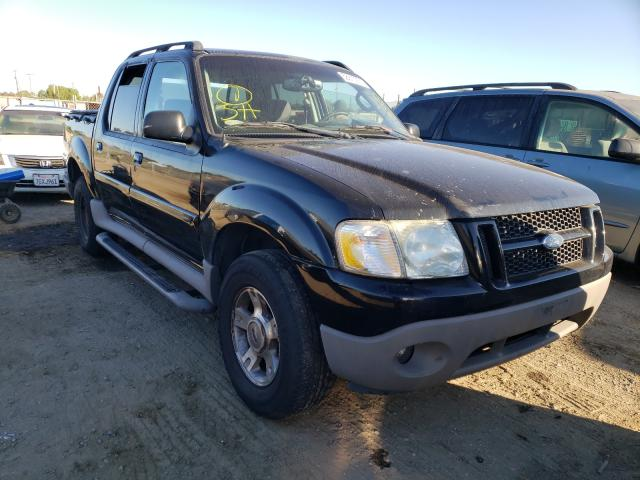 Salvage cars for sale from Copart San Martin, CA: 2003 Ford Explorer S