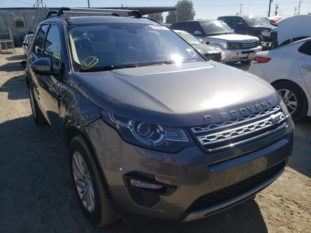 Land Rover salvage cars for sale: 2017 Land Rover Discovery