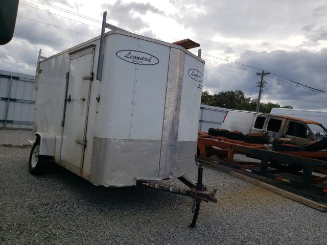 Carry-On Trailer salvage cars for sale: 2014 Carry-On Trailer