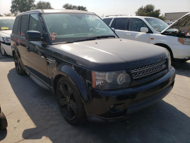 Salvage cars for sale from Copart Sacramento, CA: 2012 Land Rover Range Rover