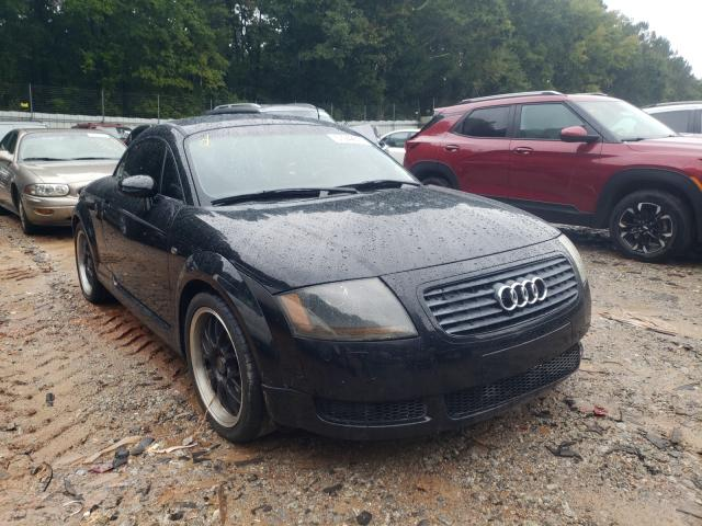 Salvage cars for sale from Copart Austell, GA: 2000 Audi TT