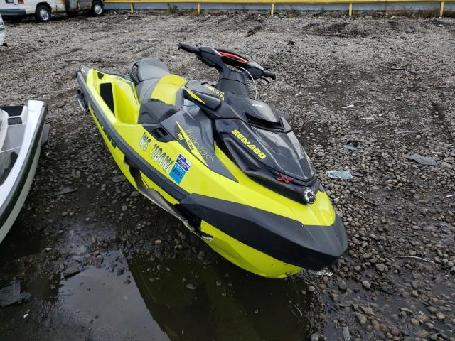 Seadoo salvage cars for sale: 2018 Seadoo Seadoo RXT