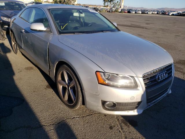 Vehiculos salvage en venta de Copart Martinez, CA: 2010 Audi A5 Premium