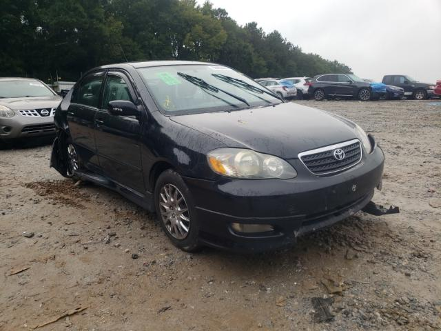Salvage cars for sale from Copart Austell, GA: 2005 Toyota Corolla CE