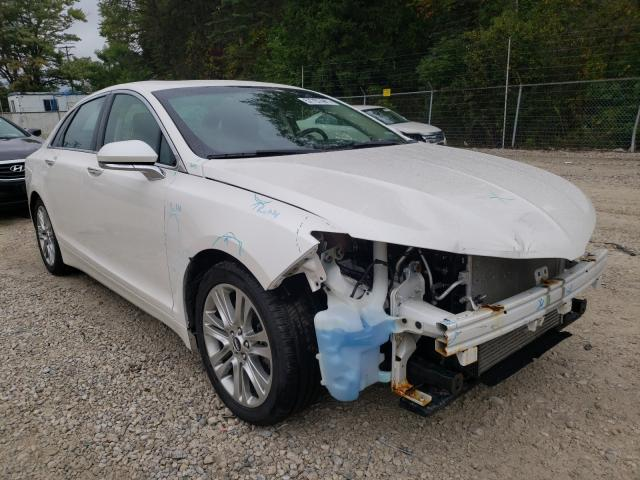 Salvage cars for sale from Copart Northfield, OH: 2015 Lincoln MKZ