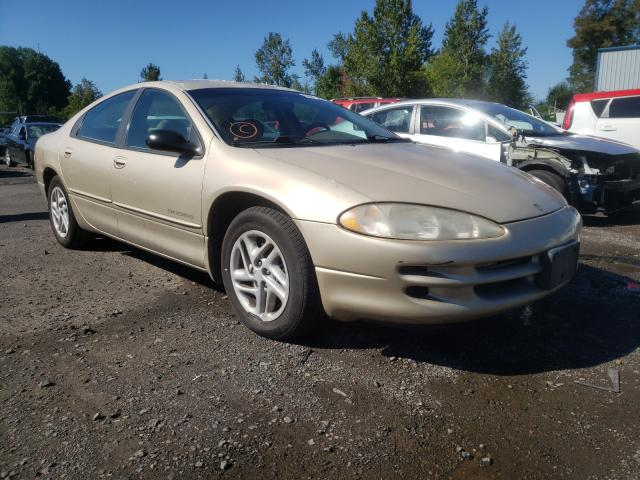 Salvage cars for sale from Copart Portland, OR: 2000 Dodge Intrepid