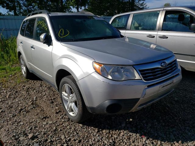 Salvage cars for sale from Copart Central Square, NY: 2010 Subaru Forester 2