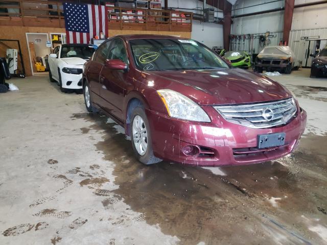 Vehiculos salvage en venta de Copart Austell, GA: 2012 Nissan Altima Base