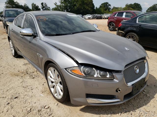Jaguar Vehiculos salvage en venta: 2012 Jaguar XF Portfol