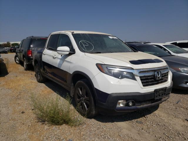 Honda Ridgeline salvage cars for sale: 2017 Honda Ridgeline