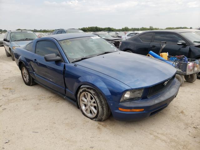 Salvage cars for sale from Copart Temple, TX: 2007 Ford Mustang
