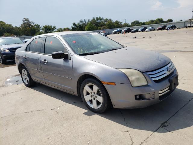 Vehiculos salvage en venta de Copart Wilmer, TX: 2007 Ford Fusion SE