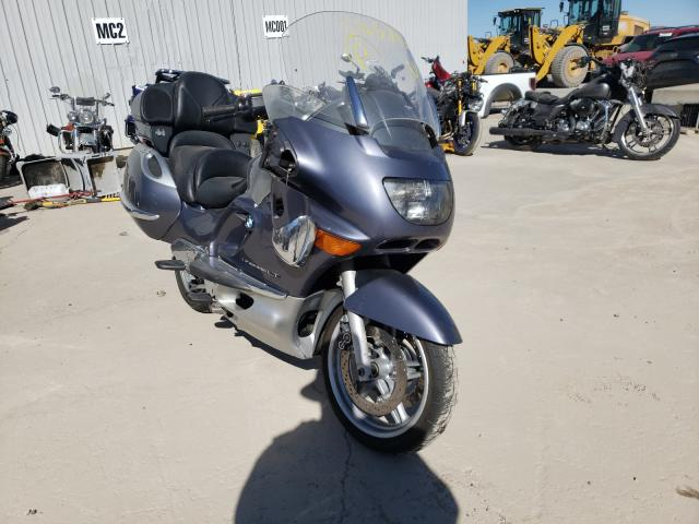 Salvage cars for sale from Copart Reno, NV: 1999 BMW K1200 LT