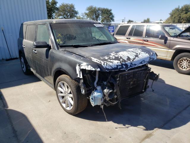 Salvage cars for sale from Copart Sacramento, CA: 2015 Ford Flex Limited