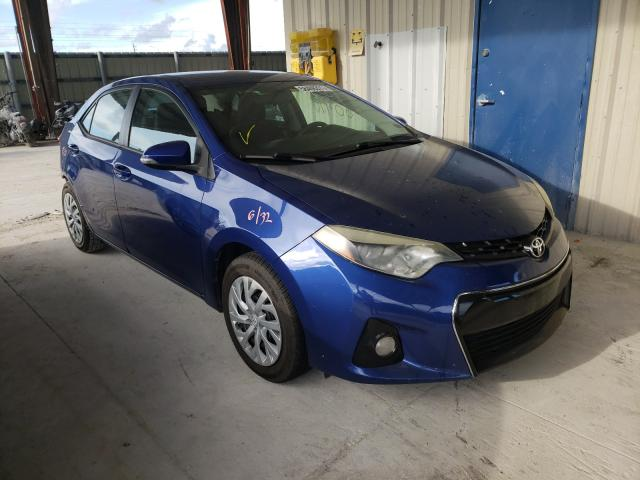 Toyota salvage cars for sale: 2015 Toyota Corolla L