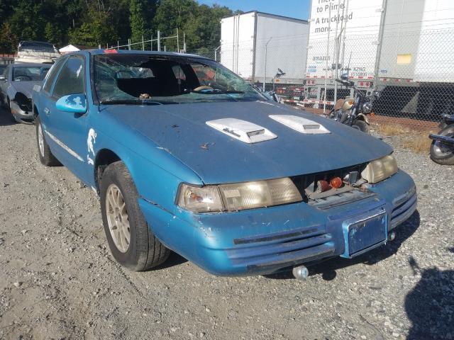 Mercury Cougar salvage cars for sale: 1995 Mercury Cougar
