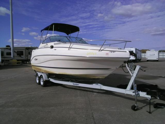 2000 Rinker Boat With Trailer for sale in Eldridge, IA