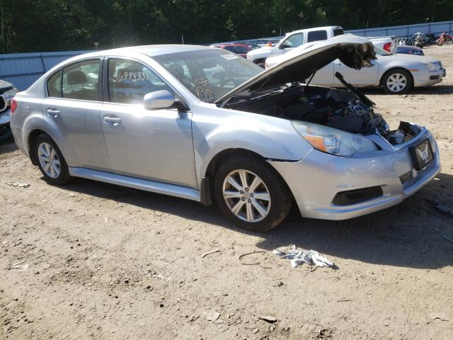 Salvage cars for sale at Lyman, ME auction: 2012 Subaru Legacy