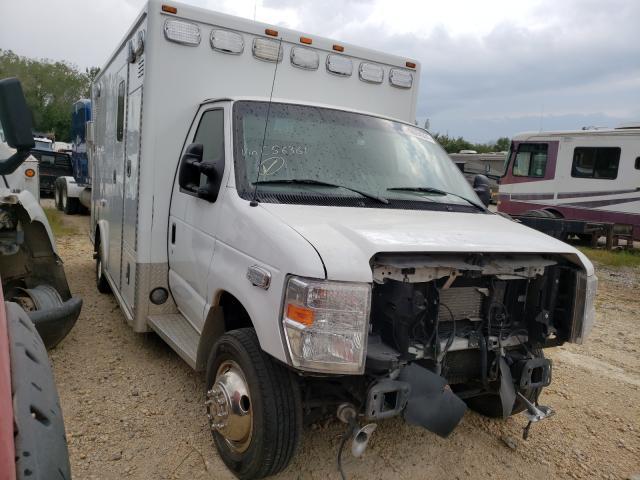Vehiculos salvage en venta de Copart Kansas City, KS: 2017 Ford Econoline