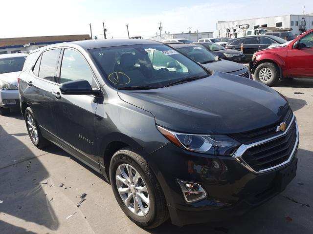 2020 Chevrolet Equinox LT en venta en Grand Prairie, TX