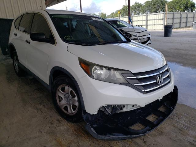 Salvage cars for sale from Copart Homestead, FL: 2013 Honda CR-V LX