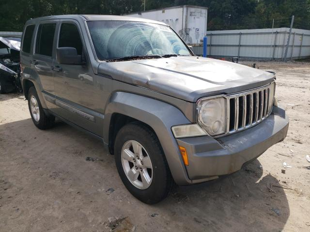 Salvage cars for sale from Copart Midway, FL: 2012 Jeep Liberty SP