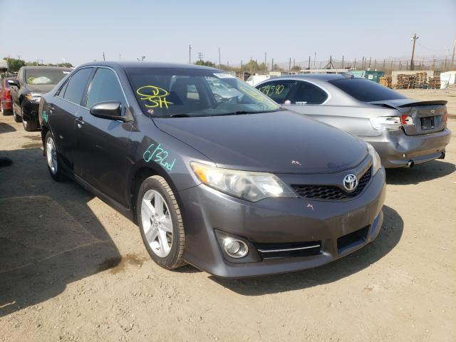 Salvage cars for sale from Copart San Martin, CA: 2014 Toyota Camry L